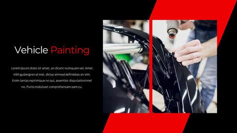 자동차 튜닝 샵 편집이 쉬운 파워포인트 디자인_05
