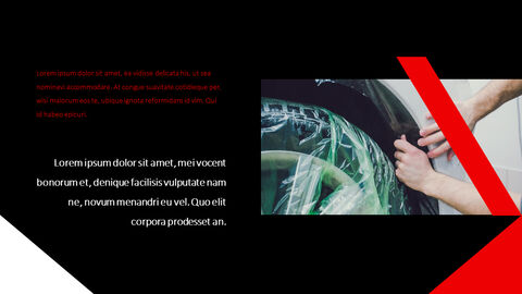 자동차 튜닝 샵 편집이 쉬운 파워포인트 디자인_25