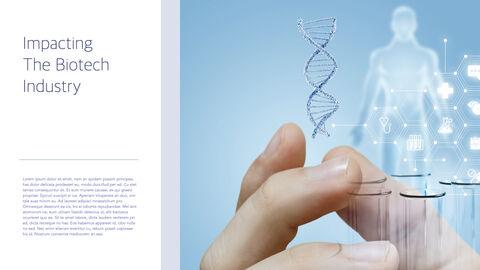 3D Bioprinter Keynote Templates for Creatives_08