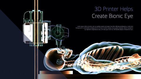 3D Bioprinter Keynote Templates for Creatives_12