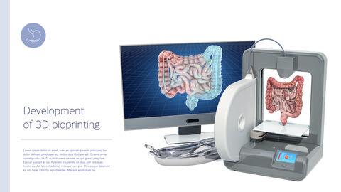 3D Bioprinter Keynote Templates for Creatives_13