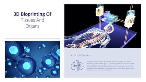 3D Bioprinter Keynote Templates for Creatives_05