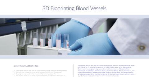 3D Bioprinter Keynote Templates for Creatives_19