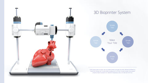 3D Bioprinter Keynote Templates for Creatives_20