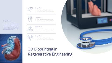 3D Bioprinter Keynote Templates for Creatives_22