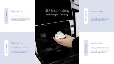 3D Bioprinter Keynote Templates for Creatives_25