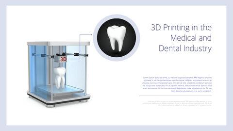 3D Bioprinter Keynote Templates for Creatives_27