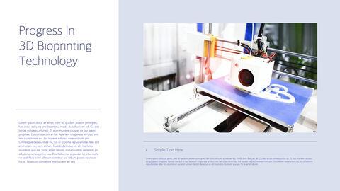 3D Bioprinter Keynote Templates for Creatives_28