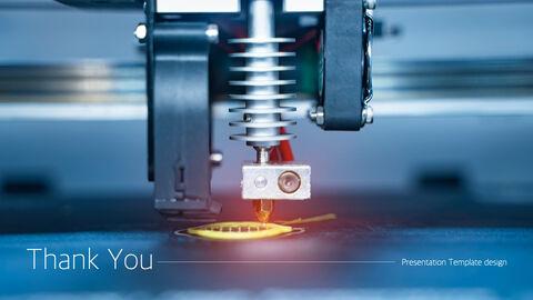 3D Bioprinter Keynote Templates for Creatives_40