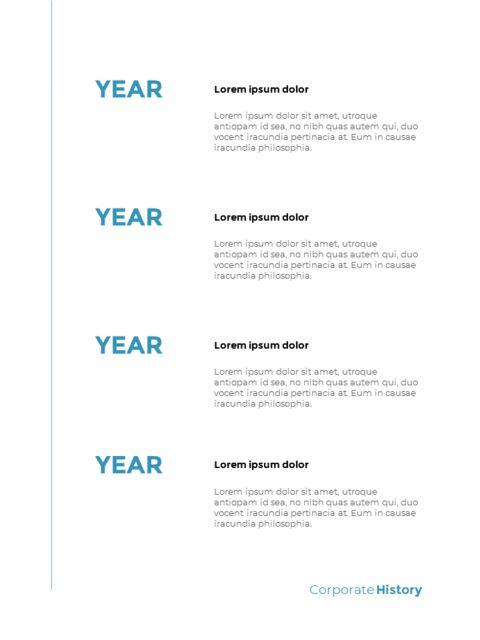 웨이브 디자인 연차 보고서 심플한 템플릿 디자인_08
