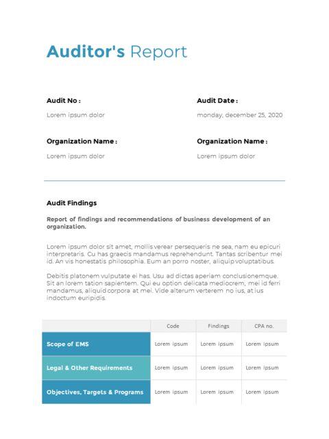 웨이브 디자인 연차 보고서 심플한 템플릿 디자인_18
