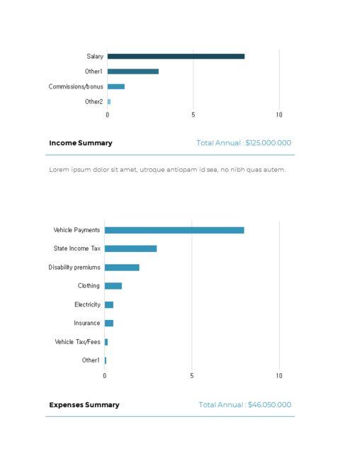 웨이브 디자인 연차 보고서 심플한 템플릿 디자인_24
