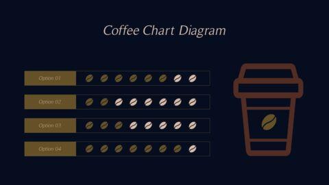 고급 커피 숍 테마 파워포인트_37