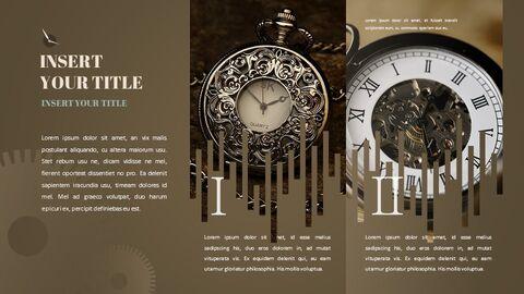 시계 프레젠테이션을 위한 구글슬라이드 템플릿_04