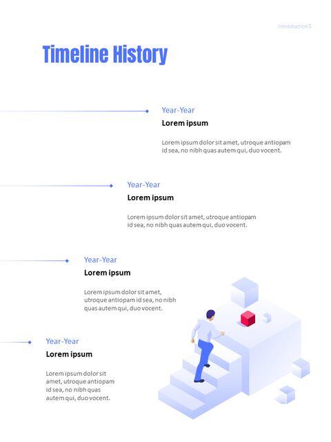 사업 삽화 연례 보고서 베스트 파워포인트 프레젠테이션_05