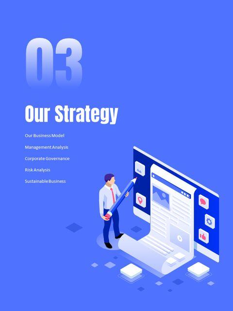 사업 삽화 연례 보고서 베스트 파워포인트 프레젠테이션_11