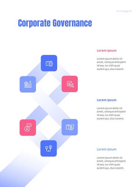 사업 삽화 연례 보고서 베스트 파워포인트 프레젠테이션_15