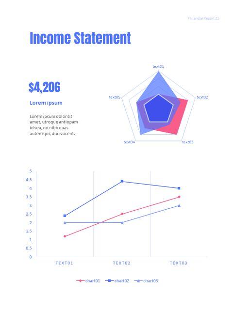 사업 삽화 연례 보고서 베스트 파워포인트 프레젠테이션_21