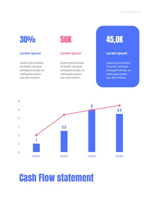 사업 삽화 연례 보고서 베스트 파워포인트 프레젠테이션_23