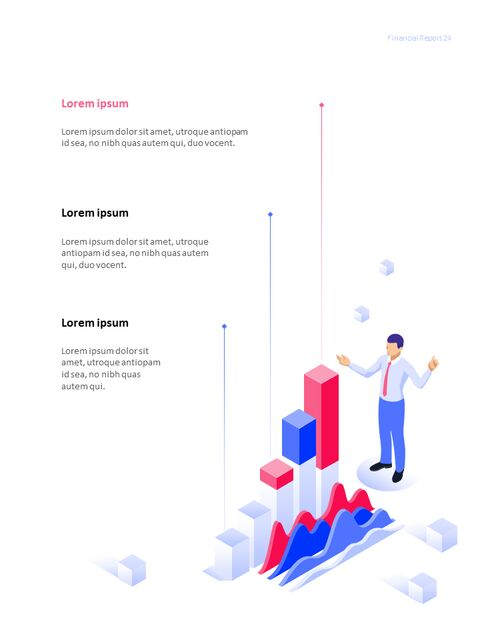 사업 삽화 연례 보고서 베스트 파워포인트 프레젠테이션_24