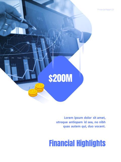 사업 삽화 연례 보고서 베스트 파워포인트 프레젠테이션_25