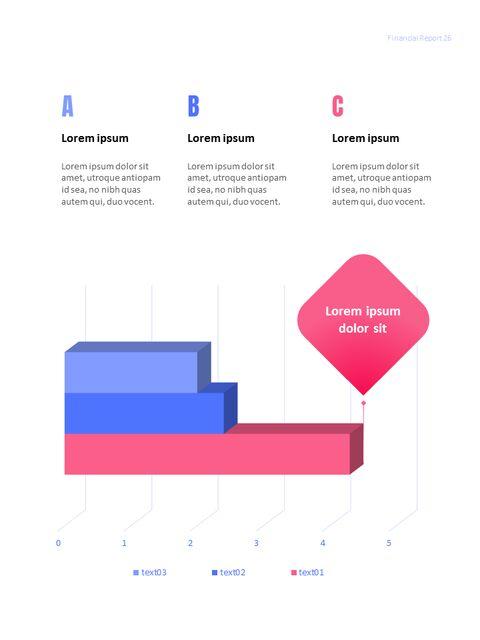 사업 삽화 연례 보고서 베스트 파워포인트 프레젠테이션_26