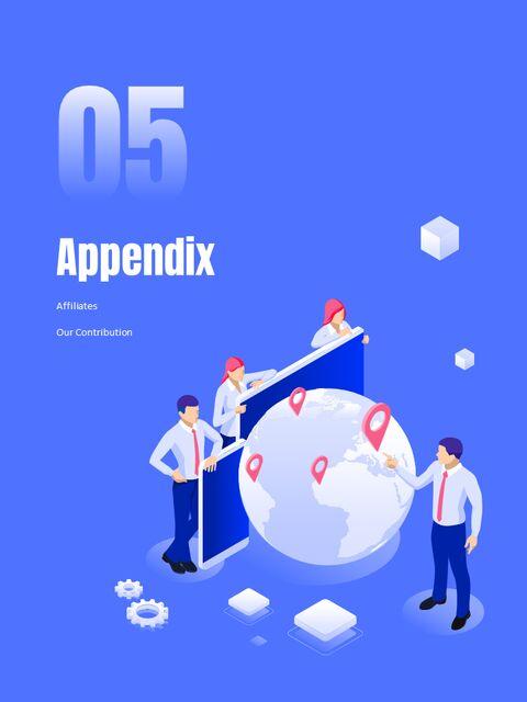 사업 삽화 연례 보고서 베스트 파워포인트 프레젠테이션_27