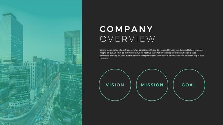 사업 제안서 실행 사업계획 PPT_02