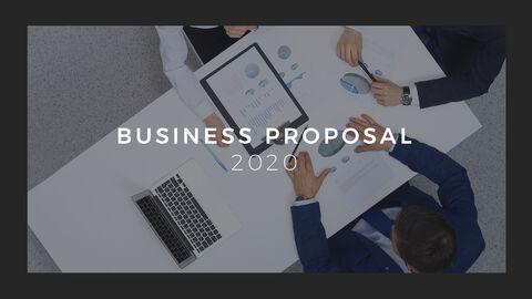 사업 제안서 실행 사업계획 PPT_04