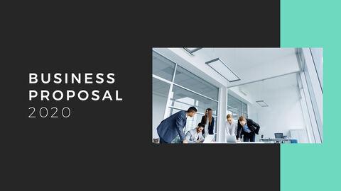 사업 제안서 실행 사업계획 PPT_13