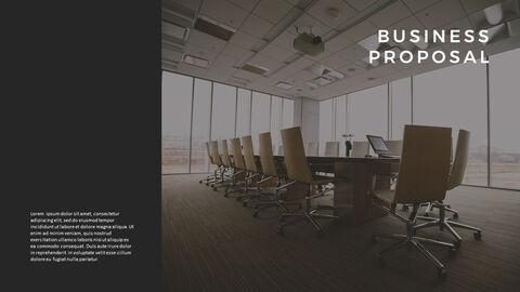 사업 제안서 실행 사업계획 PPT_22