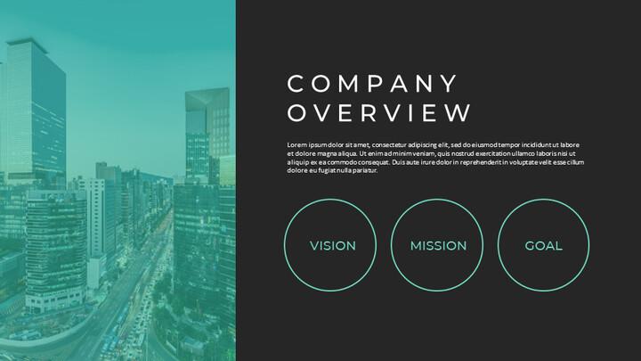 사업 제안서 심플한 Google 슬라이드 템플릿_02