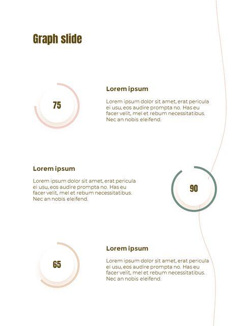라이프 스타일 세로형 디자인 피피티 템플릿 샘플 디자인_27