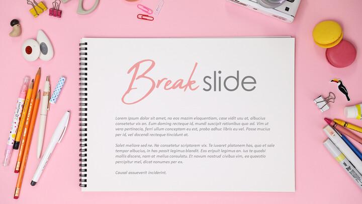 Break Silde PPT_01