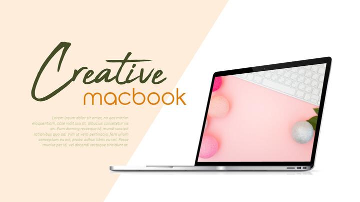 Creative MacBook Mockup Page_02