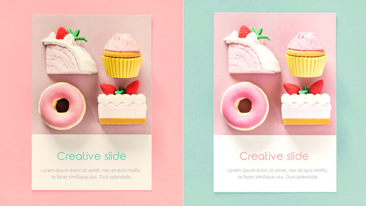 Creative Product PPT Background_01