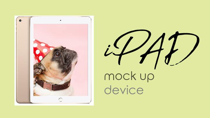 IPad Mockup Device PPT Layout_02