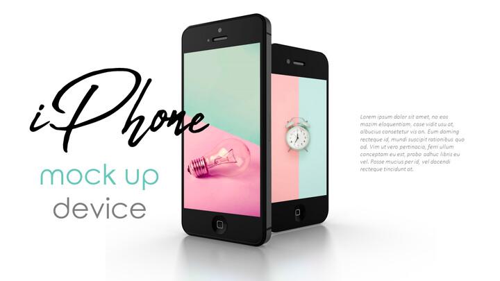 IPhone Mockup Device Slide Page_01