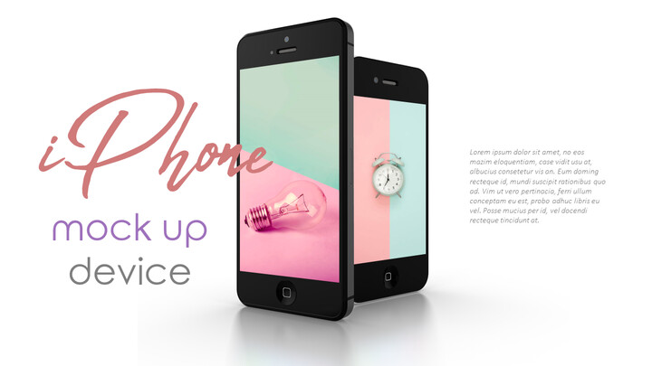 IPhone Mockup Device Slide Page_02