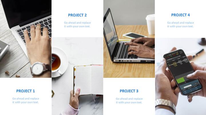 프로젝트 계획 단일 슬라이드_01