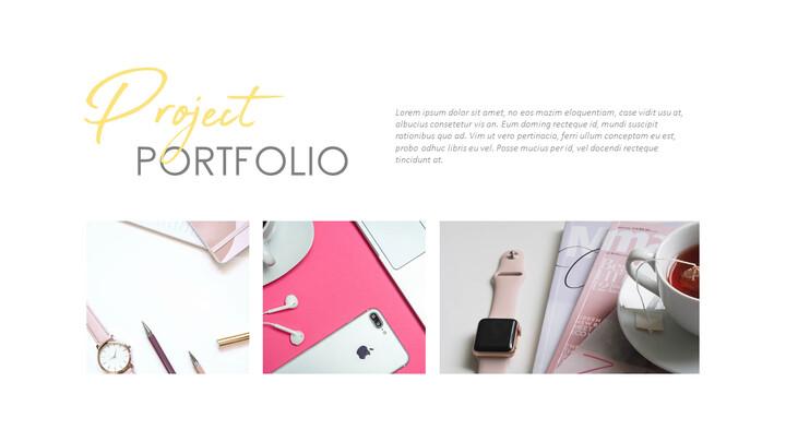 Project Portfolio Template Design_01