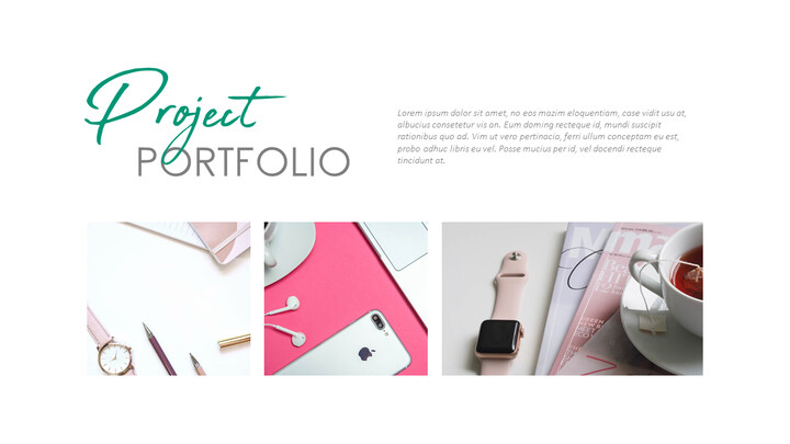 Project Portfolio Template Design_02