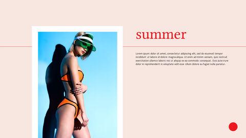 여름 룩북 파워포인트 프레젠테이션 PPT_05