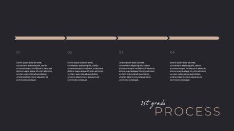 고기와 연어 전문점 비즈니스 PPT_36
