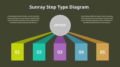 Line Type Infographic Diagram_17