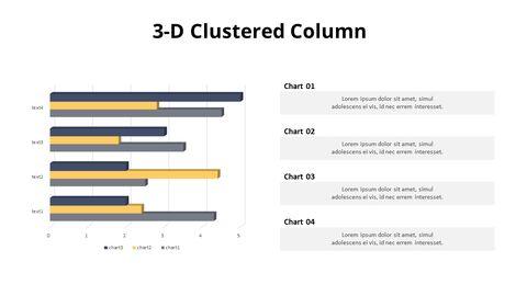 Cluster Horizontal Bar Chart and Texts_03