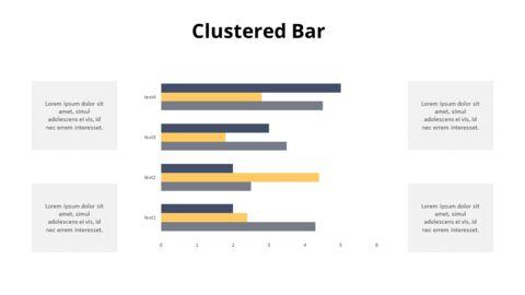 Cluster Horizontal Bar Chart and Texts_04