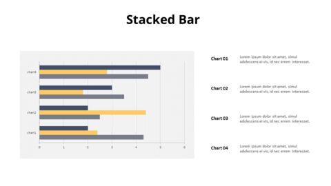 Cluster Horizontal Bar Chart and Texts_05