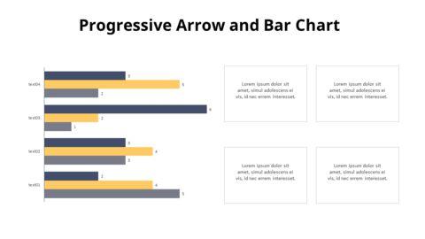 Cluster Horizontal Bar Chart and Texts_06