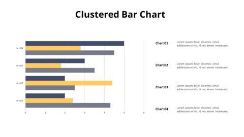 Cluster Horizontal Bar Chart and Texts_07